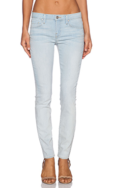 Velvet by Graham & Spencer Toni Skinny in Skyblue