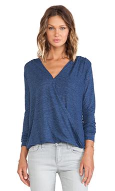Velvet by Graham & Spencer Jeanne Textured Sweater in Whirlwind