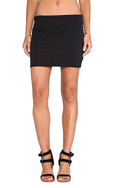 Velvet by Graham & Spencer Kareena Gauzy Whisper Skirts in Black