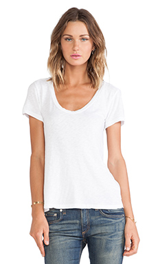 BAY COTTON SLUB TEE