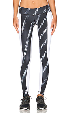 Vimmia Daytona Twist Pant in Daytona & White