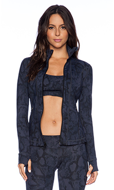 Vimmia Moxie Jacket in Night Python