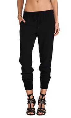 Vince Sweatpant in Black