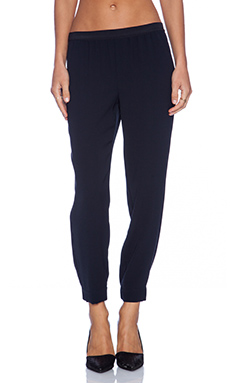 Vince Relaxed Fit Pant in Coastal