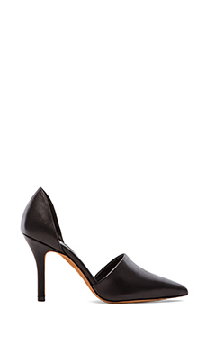 Vince Claire Claire Heel in Black