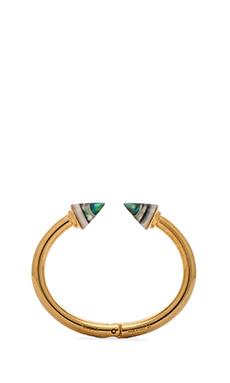 Vita Fede Titan Abalone Bracelet in Gold