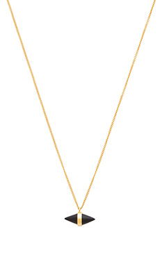 Vita Fede Tiki Necklace in Gold