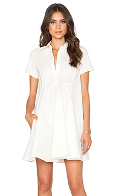 VIVIAN CHAN Heather Dress in Ivory