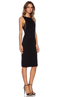 VIVIAN CHAN Linh Dress in Black