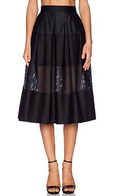 VIVIAN CHAN Rosie Skort in Black