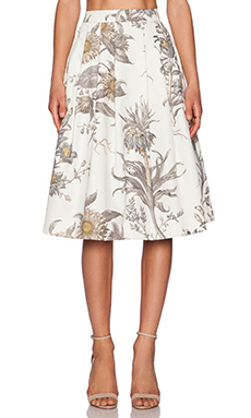 VIVIAN CHAN Gina Skirt in Floral Print