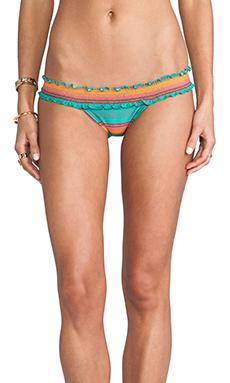 Sofia by Vix Swimwear Lima Band Bottom in Digital Stripe