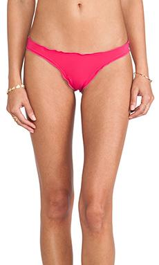 Sofia by Vix Swimwear Ripple Rio Bottom on Fuchsia