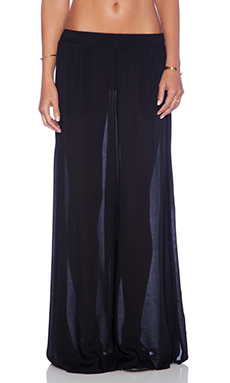 Vix Swimwear Bali Pant in Black