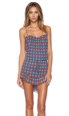 Sofia by Vix Swimwear Cecily Short Dress in Kiev