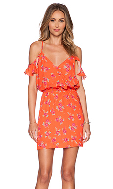 SOFIA by Vix Swimwear Candice Mini Dress in Bouquet