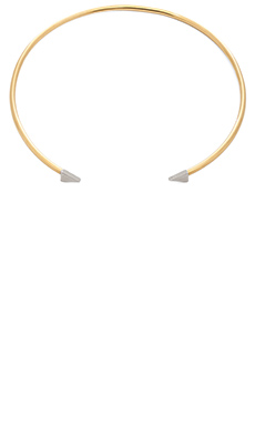 Vanessa Mooney The Starlight Choker in Gold