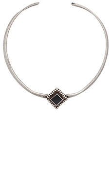 Vanessa Mooney The Fates Choker in Silver