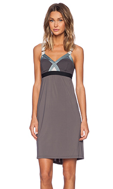 VPL Convexity Breaker Dress in Grey