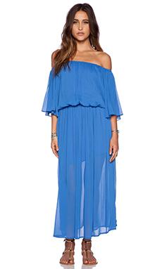 The Wallflower Festival Dress in Cobalt