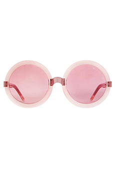 Wildfox Couture Malibu Barbie Sunglasses in Rose