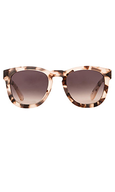 Wildfox Couture Classic Fox Frame in Antique Leaves