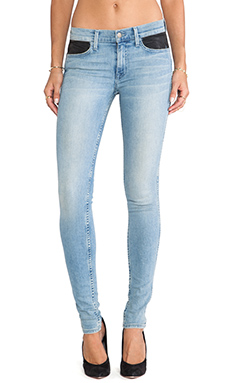 Wildfox Couture Lily Mid-Rise Skinny in Soulmates