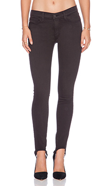 Wildfox Couture Sloan Mid-Rise Skinny in Nocturnal