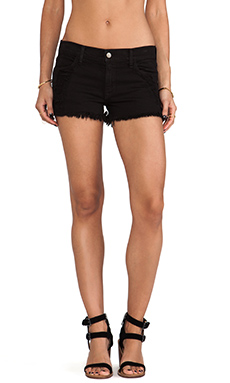 Wildfox Couture Ruby Short in Black Sand