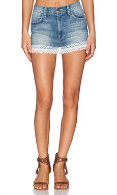 Wildfox Couture Shabby Lace Short in Hand Me Down