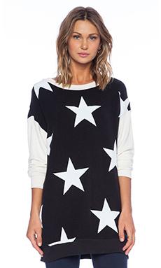 Wildfox Couture Starshine Sweatshirt in Multi