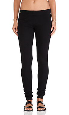 Wildfox Couture Leggings in Clean Black