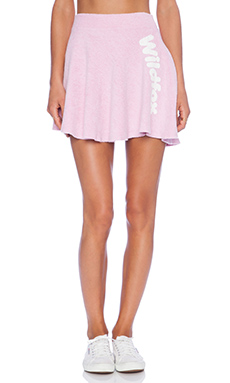Wildfox Couture Vintage Sport Skirt in Dream House