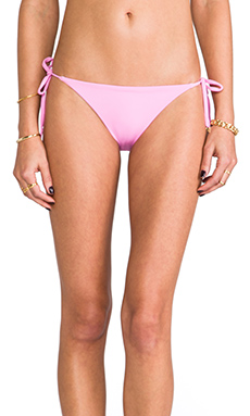 Wildfox Couture Shelly Classic Reve String Bottom in Pink