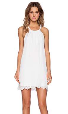 Winston White Paloma Mini Dress in White