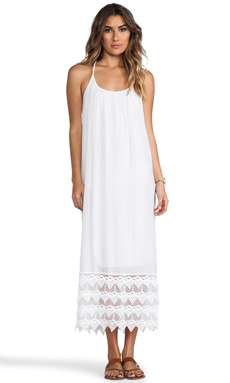 Winston White Cameron Dress in Feather