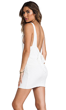 Winston White Daria Dress in Feather