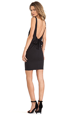 Winston White Daria Dress in Black