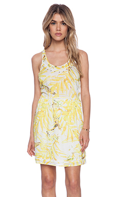 Wish Oasis Dress in Summer Palm