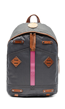WILL Leather Goods Give Will Backpack in Grey