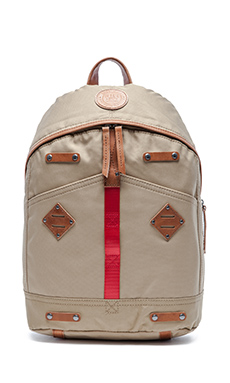 WILL Leather Goods Give Will Backpack in Khaki