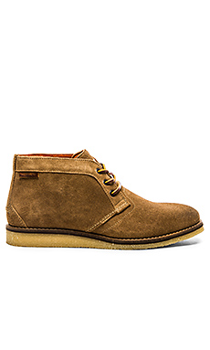 Wolverine 1883 Julian Chukka Suede in Dark Brown