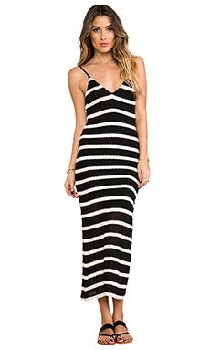 WOODLEIGH Kiera Maxi Dress in Black