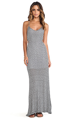 WOODLEIGH Montauk Maxi in Black & White