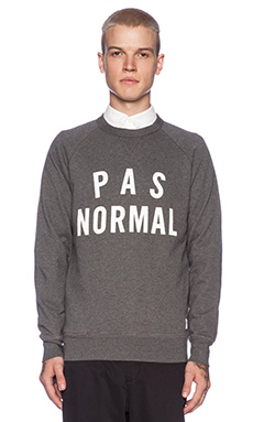 Wood Wood Hester Sweatshirt in Pas Normal