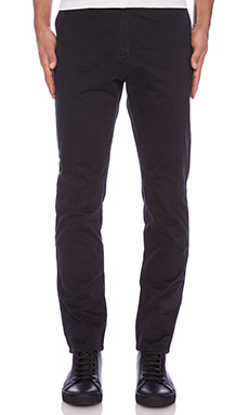 Wood Wood Oskar Pant in Black