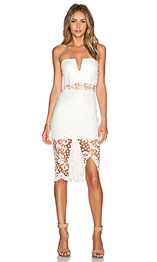 WYLDR Roxbury Dress in White