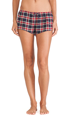 XiRENA Shaw Shorts in Oxford Tan