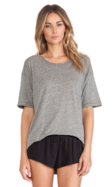 XiRENA Bobby Tee Shirt in Grey