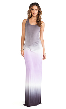 Young, Fabulous & Broke Hamptons Maxi in Lavender Omber